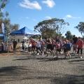 Start 5km run