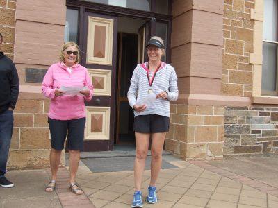125 Vicki Spillane 21K Run Runner up