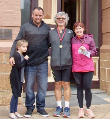 126 Peter & Kylie Osmond 21 Walk Winners