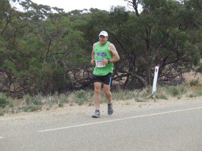 5 21K Run Mark Pawley