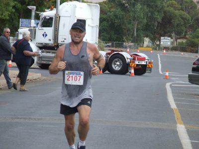71 Frank Parkes Second Male runner 21 Run